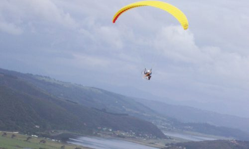 Powered Paragliding Course